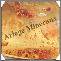 AMBRE (Thermites) - 25x45 mm - 9 grammes - A001