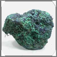 AZURITE MALACHITE - 350 gr - 50x70x80 mm - M002