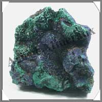 AZURITE MALACHITE - 280 gr - 35x70x75 mm - M012